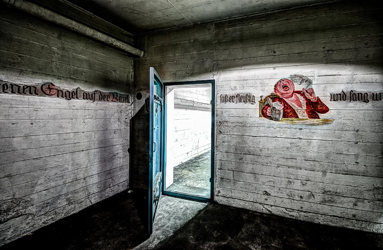 The shelter # 5 - Art for the children