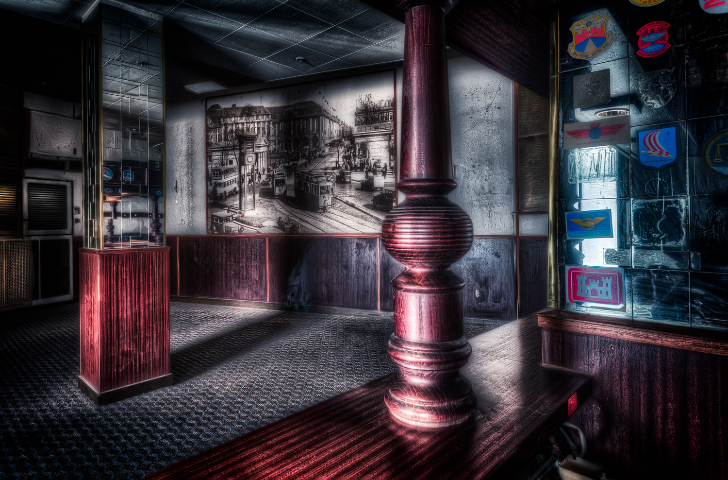 The old bar - Missing Martinis