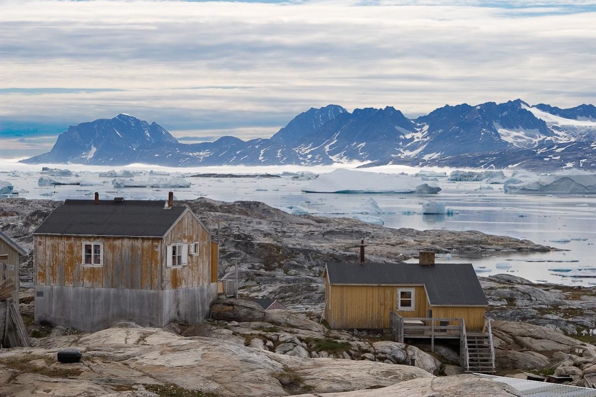 Vista sul Sermilik Fjord 1
