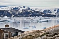 View over Sermilik Fjord