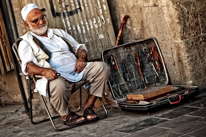 The Tasbeeh Seller