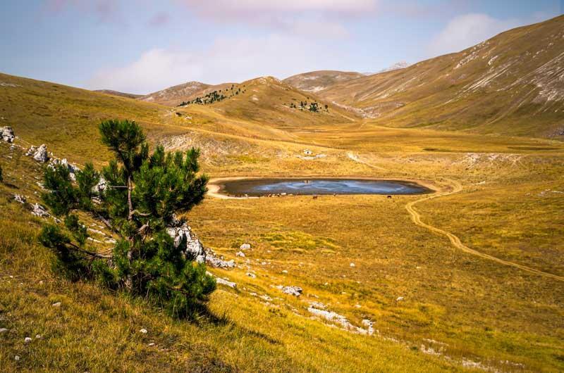 Italian highlands