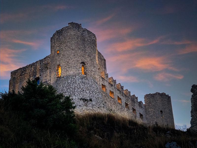Lady Hawke Castle