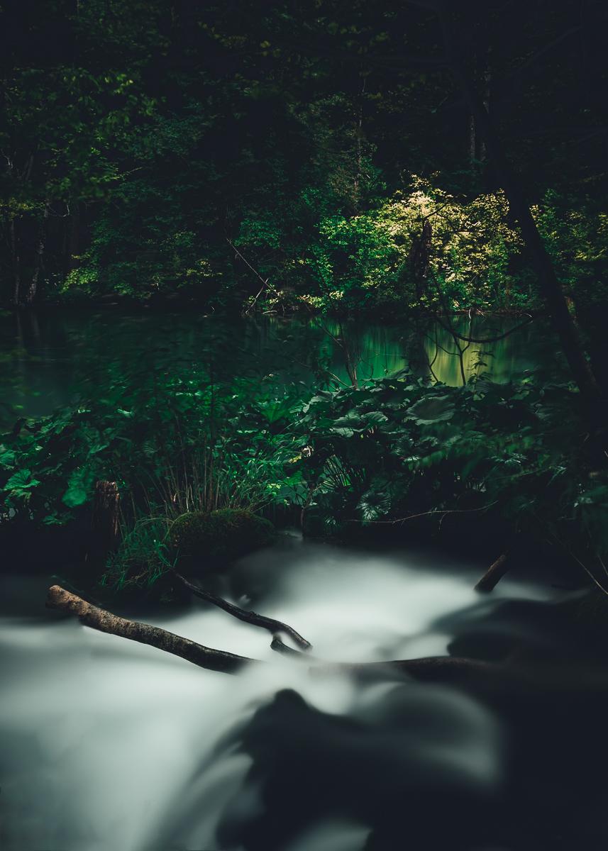 Peaceful spot