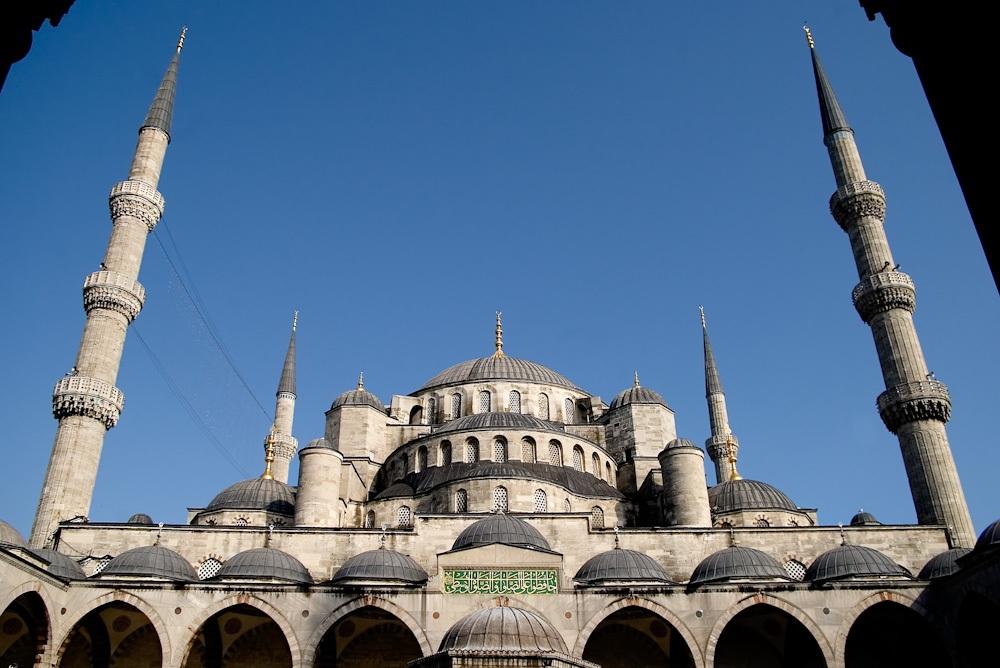 Moschea Blu (Sultanahmet) # 2