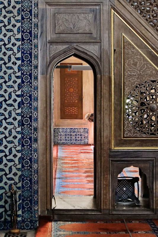 Moschea di Rüstem Pasha