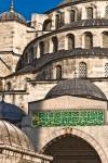 Le cupole della Moschea Blu (Sultanahmet)