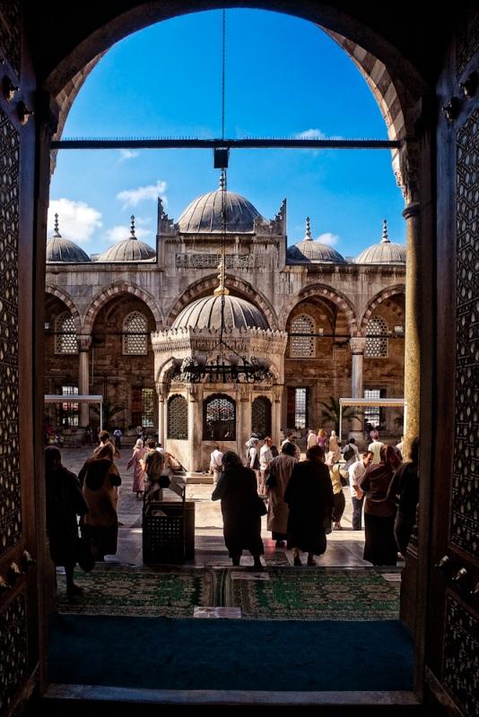 Yeni Camii uscita 1