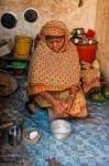 La preparazione del latte di cocco