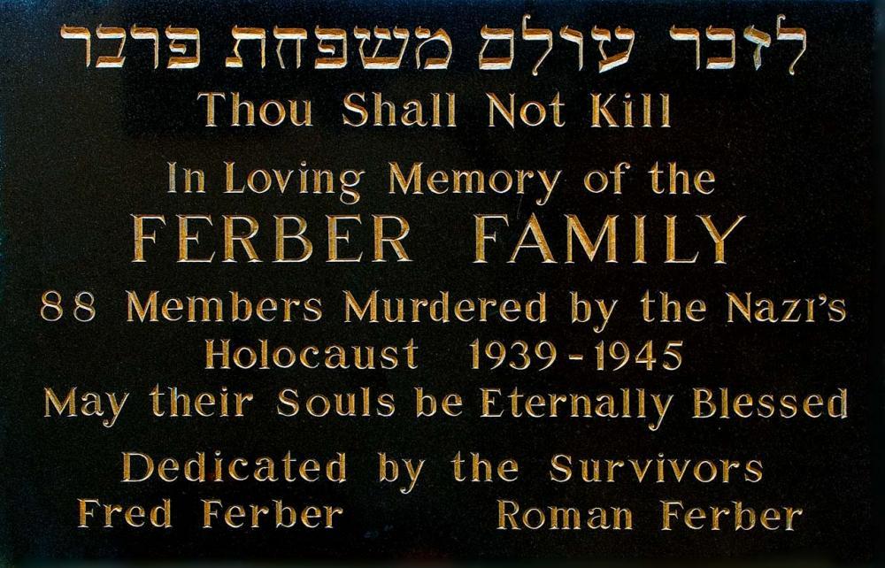 Kazimierz.Lapide del cimitero ebraico della Sinagoga Remuh