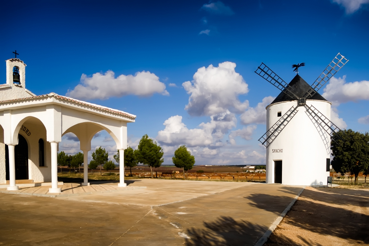 La Mancha landscape