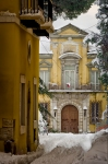 House of Victor Hugo in Avellino Old Town