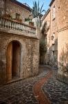 A silent corner, Acciaroli, Italy