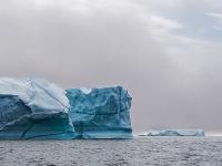 Iceberg nella nebbia (Polar stream)