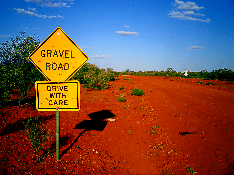 Gravel Road, Australia