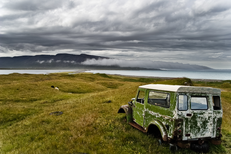 Hraun, Iceland