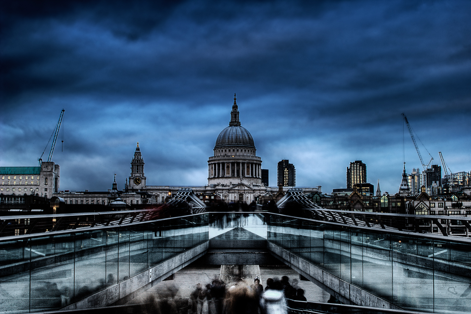 Millennium Bridge, London