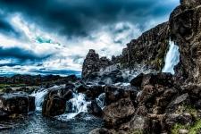 öxarafoss, Iceland