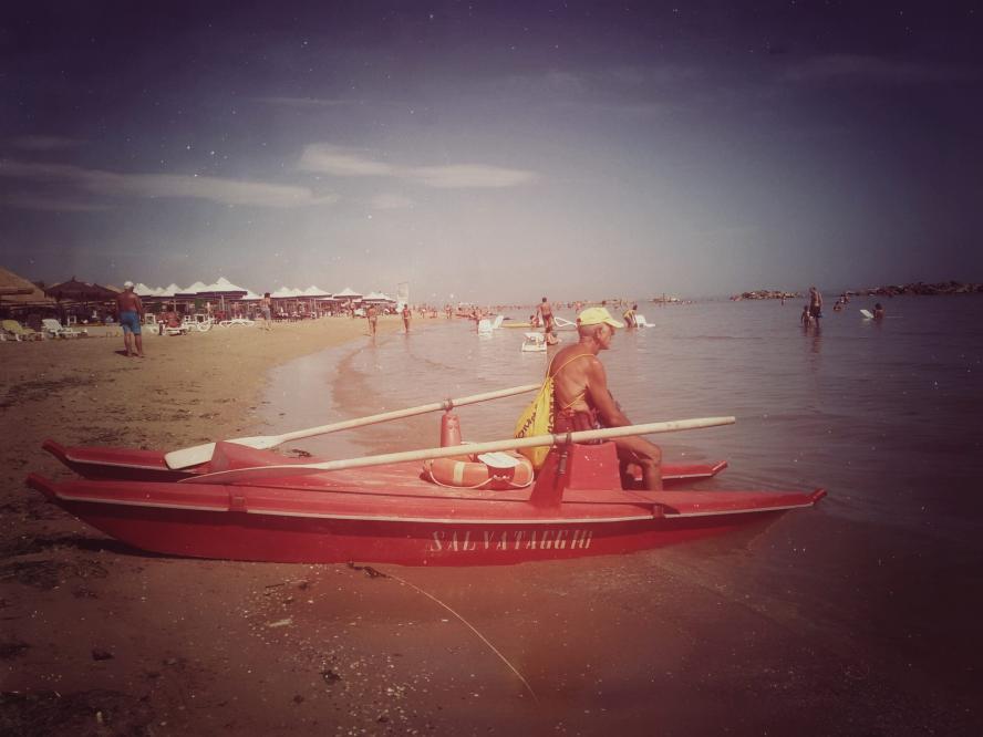 Ancora un giorno in spiaggia