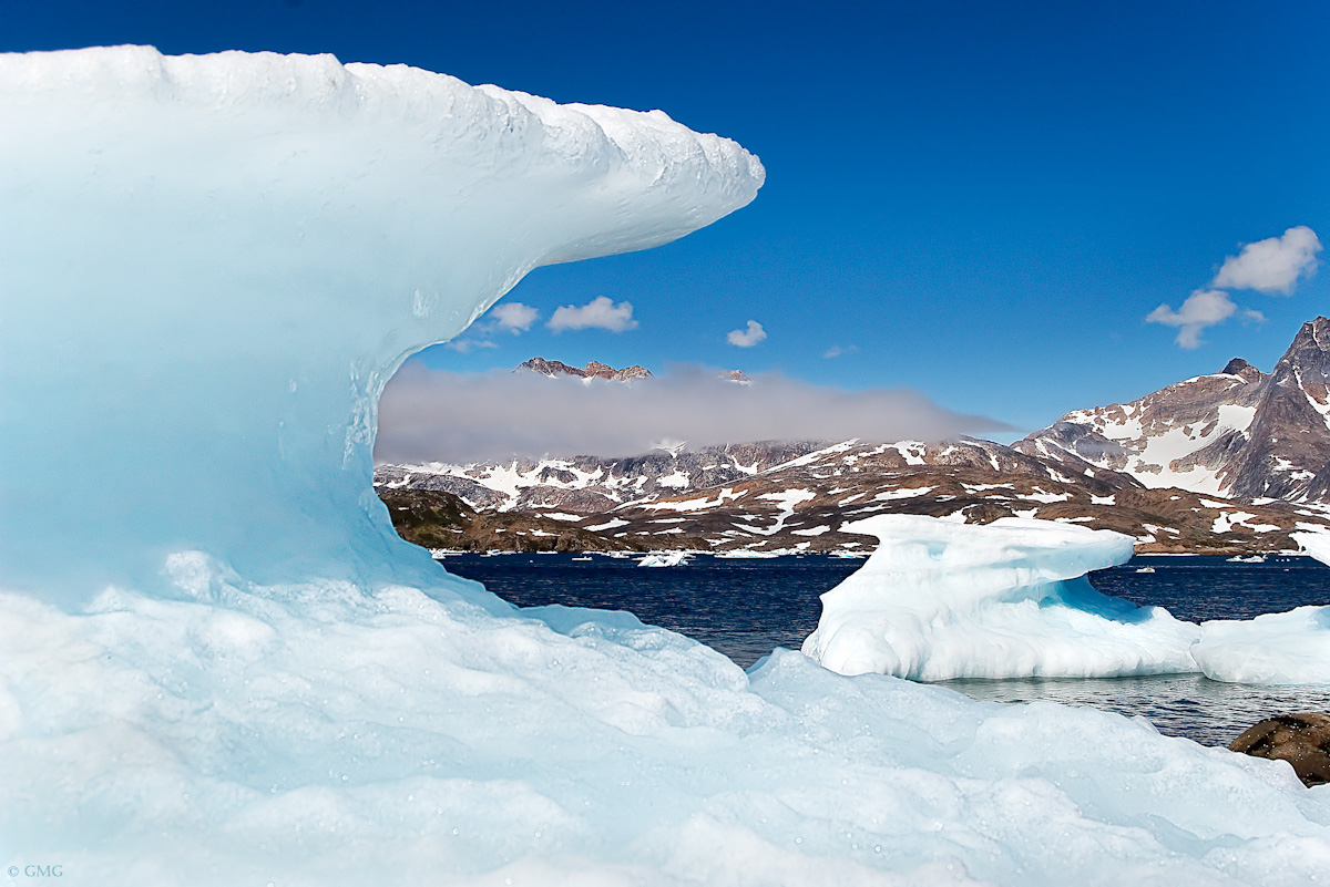Sea Ice, Tasiilaq, Eastern Greenland