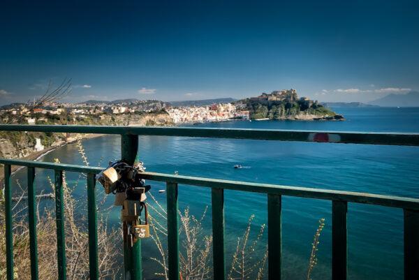 Discover Procida, Italian capital of culture for 2022 Elsa Morante viewpoint in Procida