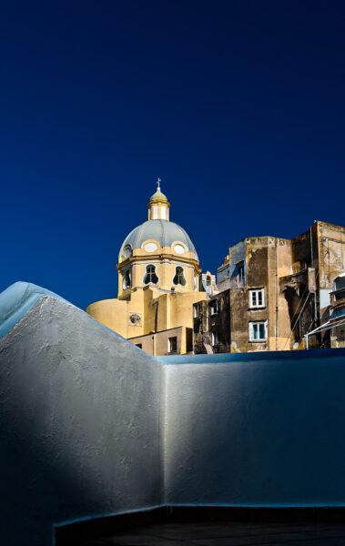 Discover Procida, Italian capital of culture for 2022 Church of Santa Maria delle Grazie, Procida