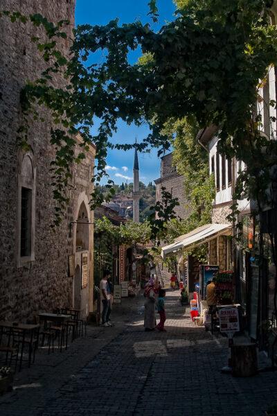 Street of Safranbolu