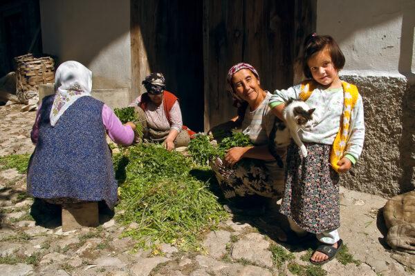 People of Yörük Köyü