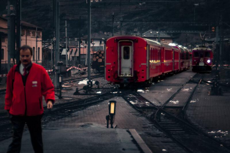 Bernina Express - End of the Journey