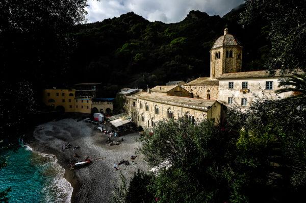 San Fruttuoso abbey