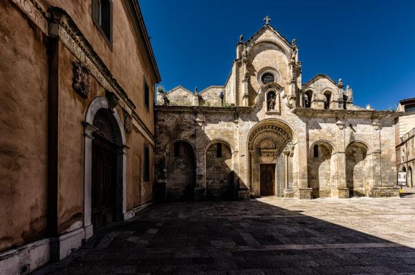 Monastero di San Giovanni Battista, Matera