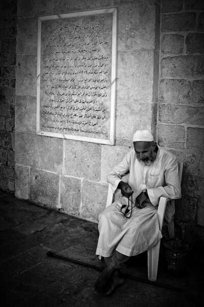 Moschea Omayyadi  - Preghiera