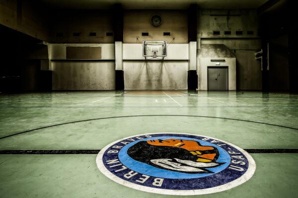 Berlin Tempelhof - Basketball Court - Home of the Braves