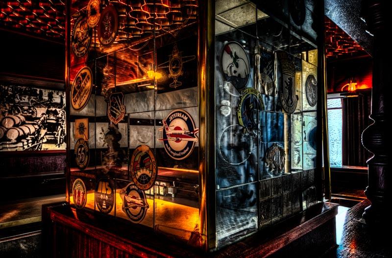 Berlin Tempelhof Aiport The hotel's bar
