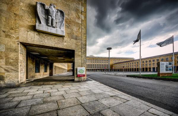 Tempelhof - Edificio principale