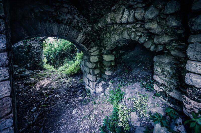 1San Pietro Infine Old cellar