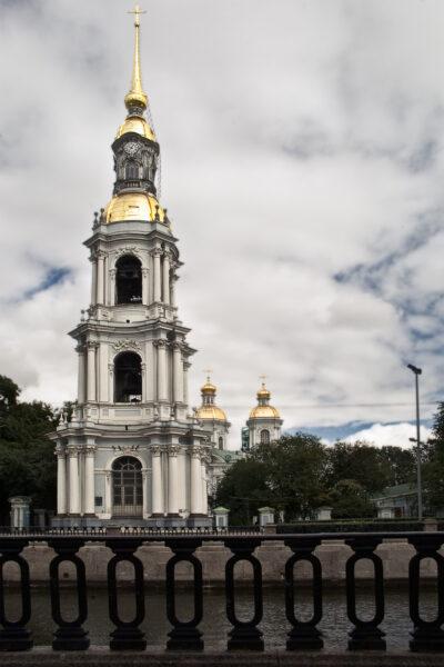 San Pietroburgo - Cattedrale di San Nicola (Chiesa dei Marinai) # 2