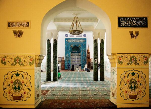 San Pietroburgo - Moschea - Interno
