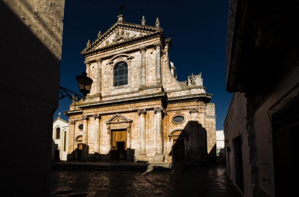 Locorotondo Chiesa madre San Giorgio