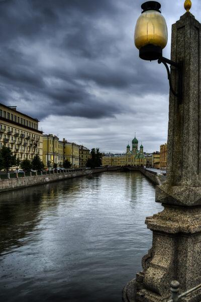 5 beautiful attractions to visit in Saint Petersburg  - Kolomna