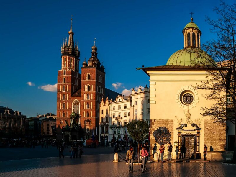 5 wonderful things to see in Krakow and around - St. Adalbert church