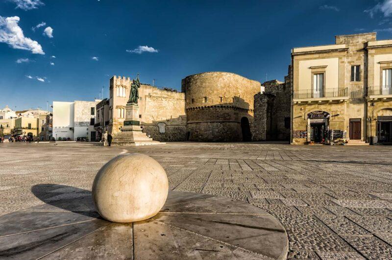 Nel tacco dello stivale - Otranto e le sue mura
