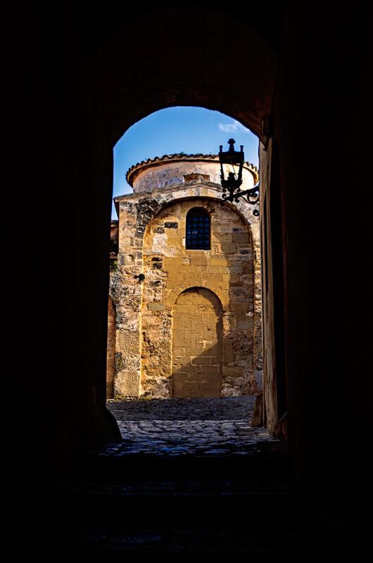 Nel tacco dello stivale - Chiesa bizantina di San Pietro ad Otranto