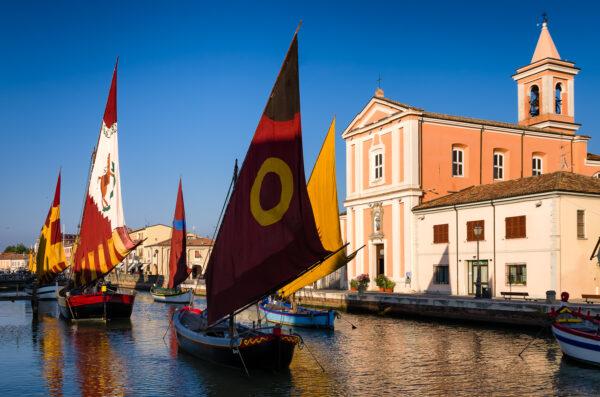 Cesenatico Maritime Museum