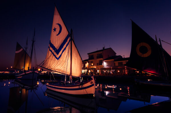 Falling asleep - Cesenatico Maritime Museum Floating Section