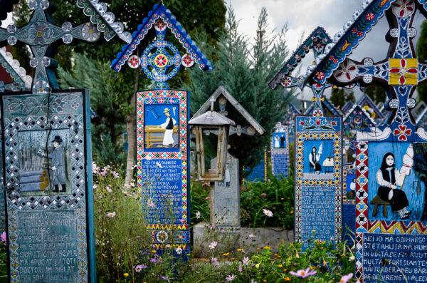 The European Spoon River - Sapanta Merry Cemetery