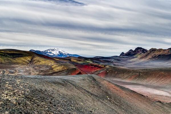Al centro dell' Islanda - All the colors of Mother Earth - Eldgjà - Iceland