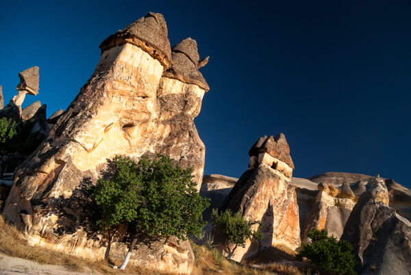 Wonders of Cappadocia - Fairy chimneys
