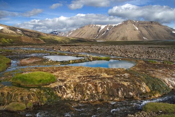 Al centro dell' Islanda - Strutslaug Hot polls
