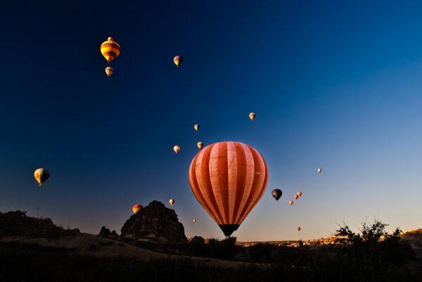 Come una lampadina Cappadocia